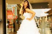Kishwer Merchantt shops for wedding gown; to tie the knot with Suyyash this year