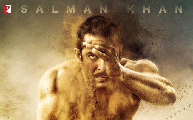 A poster of Sultan