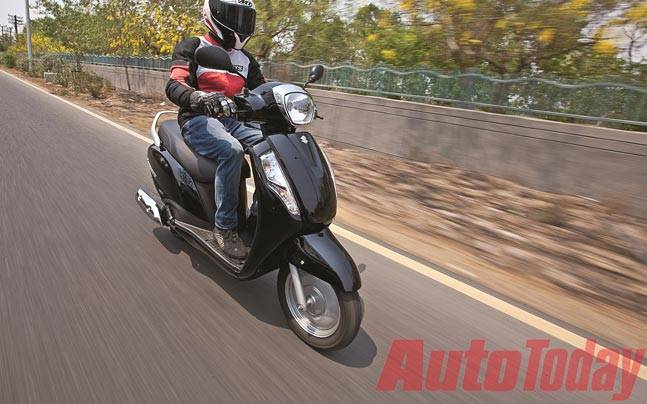 Suzuki Motorcycle to hold service campaign for new Access