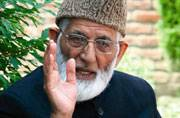 Separatist leader Geelani says Hizb Commander Burhan Wani spoke to him before he died