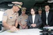 Defiant Taiwan takes on Beijing, sends warship into disputed South China Sea