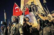 Turkey coup attempt: Over 250 killed, 3000 rebel soldiers detained