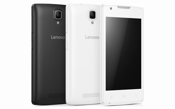 Lenovo launches entry-level Vibe A1000 smartphone with Android Lollipop