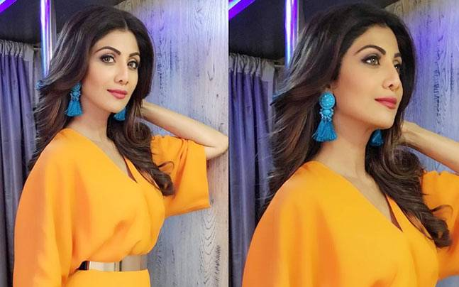 Shilpa Shetty Kundra is all set to judge Super Dancer. Picture courtesy: Instagram/@sanjanabatra