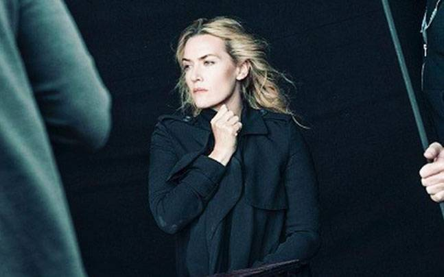 Kate Winslet poses for the calendar. Picture courtesy: Instagram/@eternalkatewinslet
