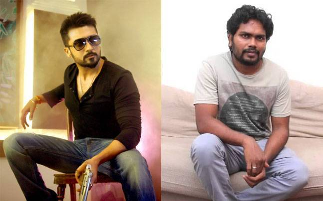 Suriya's project with Pa Ranjith shelved