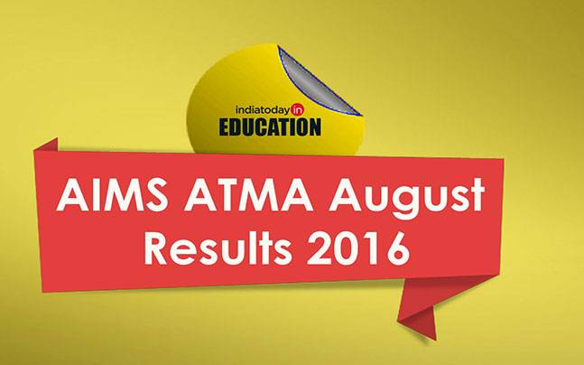 AIMS ATMA August Results 2016