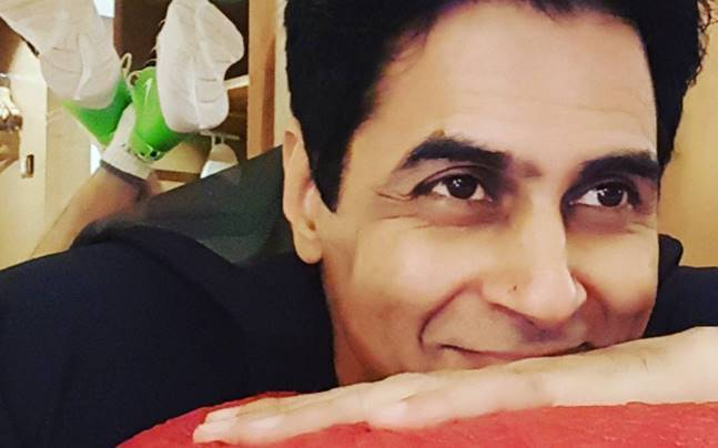 Aman Verma is no longer part of Amma. Picture courtesy: Instagram/Aman Verma