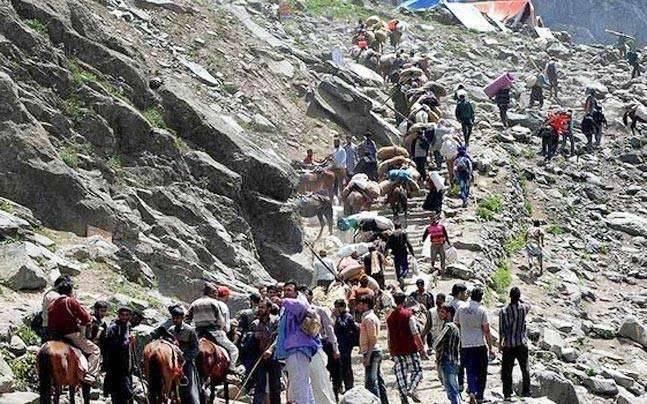 Amarnath Pilgrimage Yatra