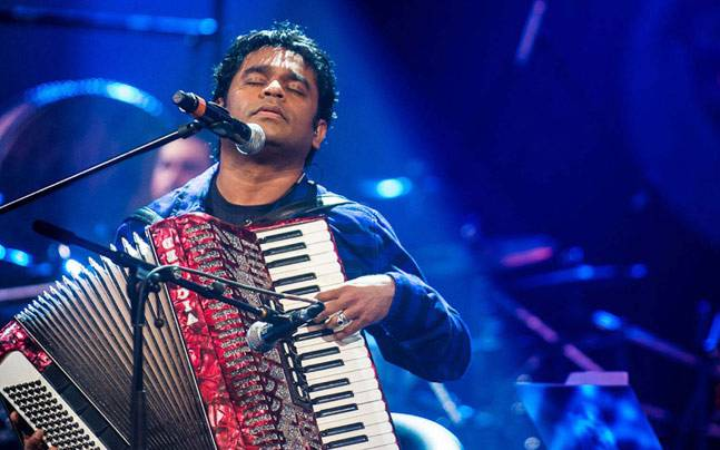 AR Rahman's performance at the UN General Assembly