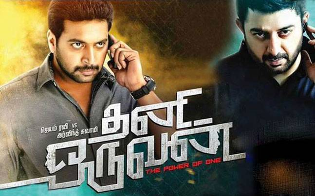 Jayam Ravi and Mohan Raja tweet thanks as Thani Oruvan completes a year
