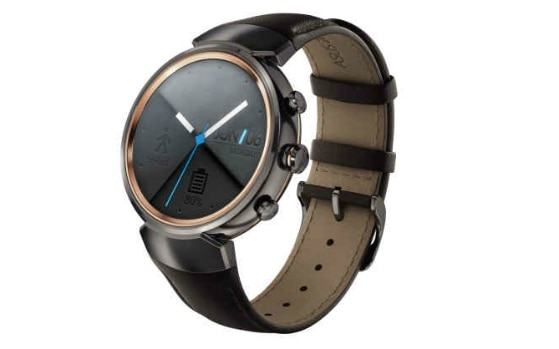 The new Asus ZenWatch 3 is all about the looks & fast charging