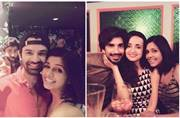 When Iss Pyaar Ko Kya Naam Doon? gang reunited to celebrate Barun Sobti's birthday