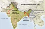Radcliffe Line to divide India-Pakistan was formed on this day, know about the 5 crossing points