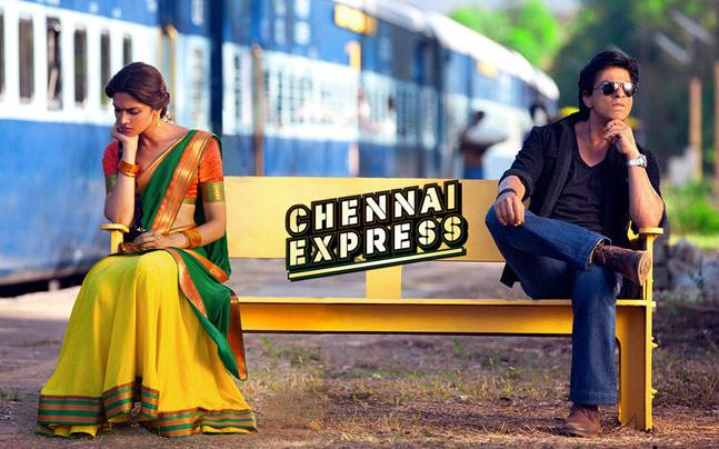 Three years of Shah Rukh Khan and Deepika Padukone-starrer Chennai Express