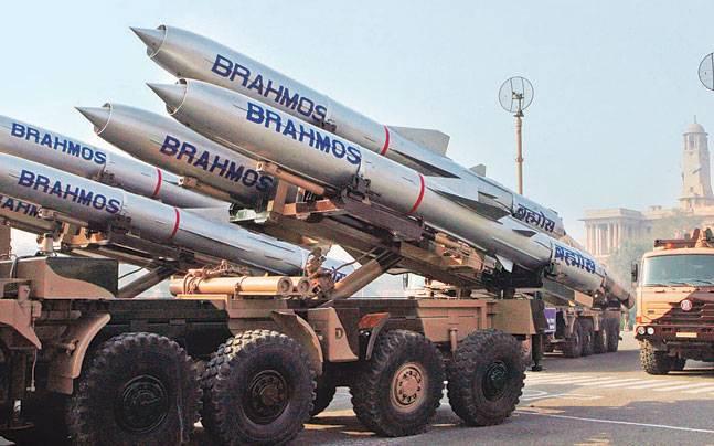 BrahMos missile system