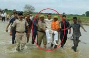 Kissa kursi ka: Cops carry Madhya Pradesh CM Shivraj Chouhan through flooded area