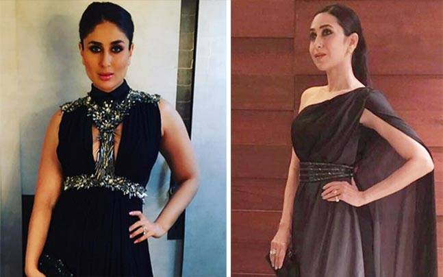 These sisters slay! Pictures courtesy: Instagram/@tanghavri; Instagram/@therealkarismakapoor
