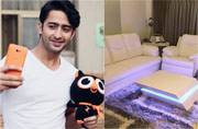 Kuch Rang Pyar Ke Aise Bhi actor Shaheer Sheikh's new house is white and wonderful; see pics