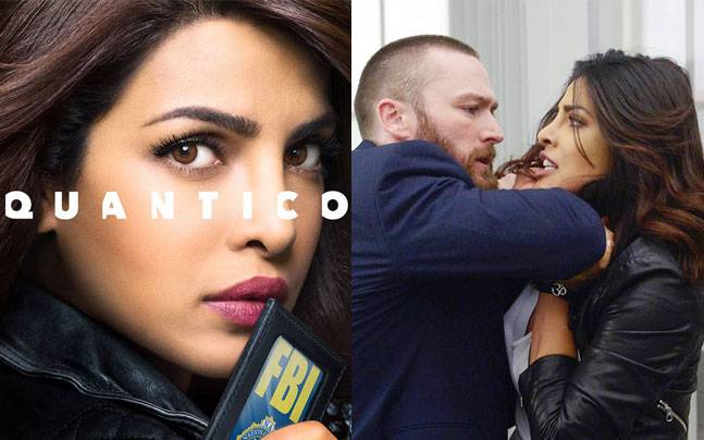A promo poster of the show. Picture courtesy: Instagram/abcquantico