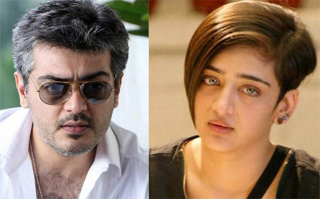 Akshara Haasan in Ajith's upcoming film