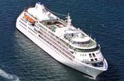 Olympic Village in shambles. So, US basketball teams hire entire cruise ship