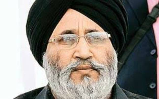 Education Minister Daljit Singh Cheema, Punjab