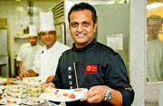 India is on the Michelin map with The Song of India restaurant