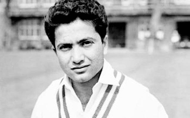 A file image of Hanif Mohammad. (PCB Photo)