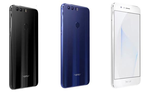 Huawei launches Honor 8 with dual 12MP rear cameras