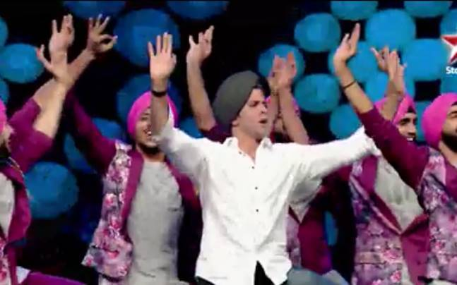 Hrithik Roshan shoots for Dance Plus 2.