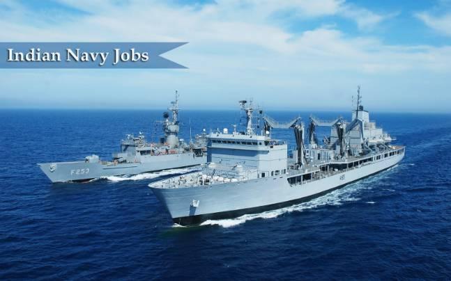 Join the Indian Navy (Nausena Bharti)