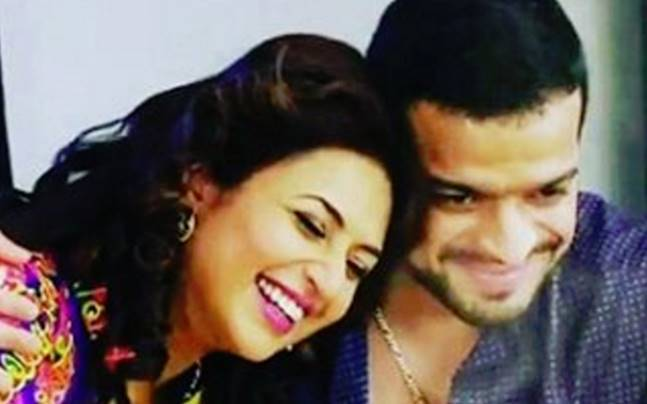 Ishita and Raman in a still from Yeh Hai Mohabbatein.
