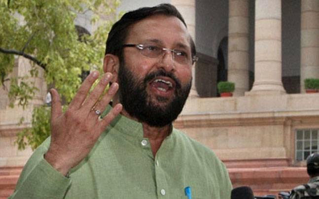 In picture, HRD minister Prakash Javadekar