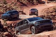 A trip down Jeep's memory lane
