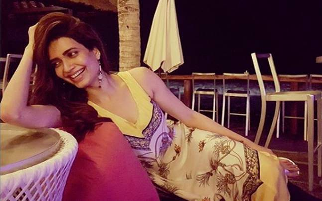TV actress Karishma Tanna. Picture courtesy: Instagram/Karishma Tanna