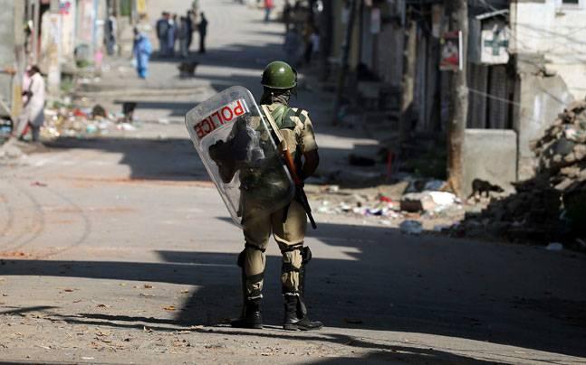 Kashmir Valley unrest