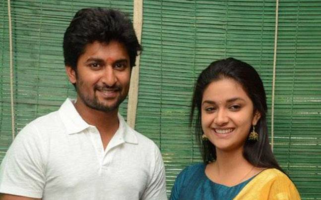 Nenu Local Nani To Romance Keerthy Suresh In The Upcoming Film