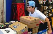 Little Kid Gives 600 Pairs Of Shoes