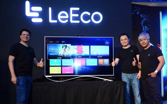 LeEco LeTV Super3 smart TV series launched in India, price