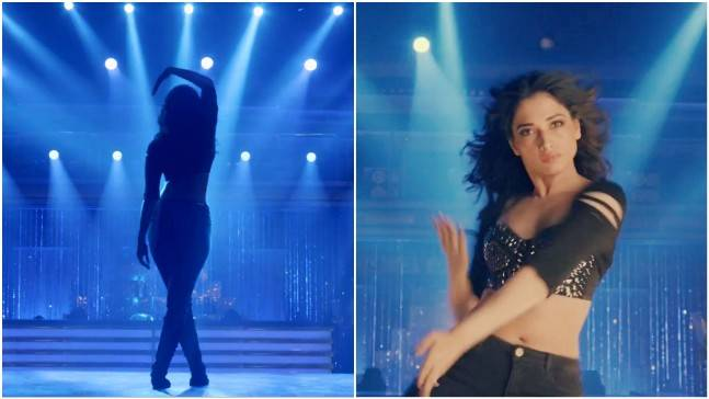Tamannaah Bhatia in stills from Abhinetri