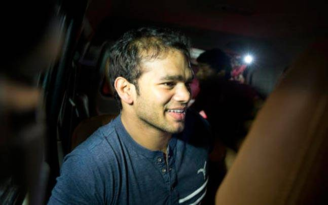 A file image of Narsingh Yadav. (AP Photo)