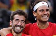 Rio 2016: Spain's Nadal reaches men's doubles final, pulls out of mixed doubles