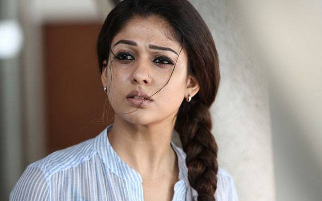 Nayanthara lip lock controvery with a school boy