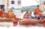 Flood rescue and relief operations by NDRF in full swing in five states