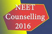CBSE NEET UG 2016: Exercise choices and lock seats can be made till 5 pm today at www.mcc.nic.in