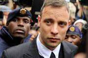 Track star Oscar Pistorius treated in hospital for wrist injuries