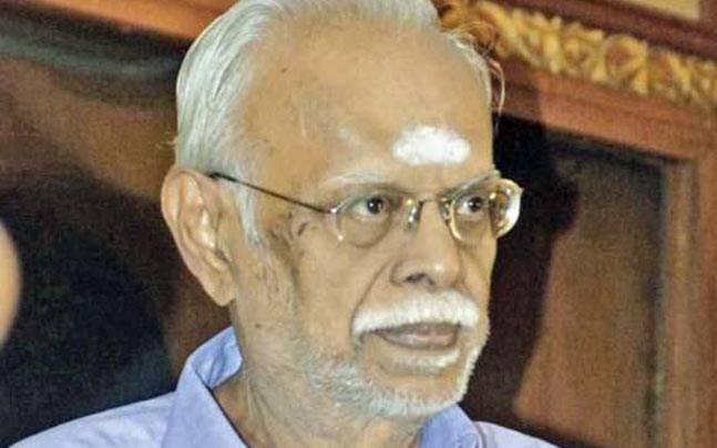 Veteran writer-producer Panchu Arunachalam passes away