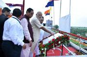 PM Modi launches irrigation project in Gujarat's Jamnagar