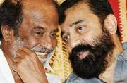 Thalaivar Rajinikanth upset over Kamal Haasan's health condition